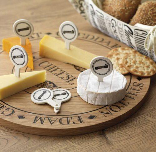 Kpl.6 tabliczek z kolekcji Gourmet Cheese