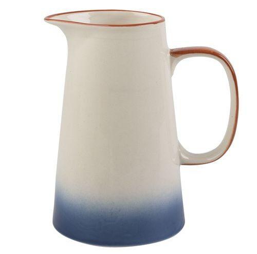 Duży dzbanek na wodę lub inne napoje z kolekcji DRIFT. Ręcznie zdobiony.