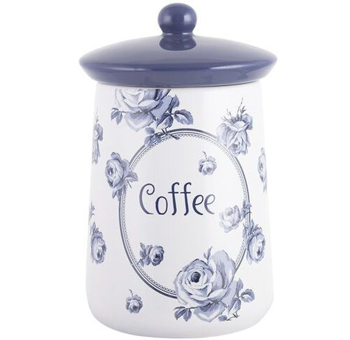 Pojemnik Coffee K.Alice Vintage Indigo