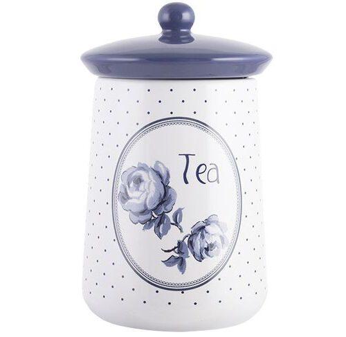 Pojemnik Tea K.Alice Vintage Indigo