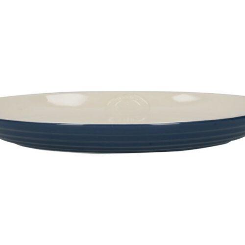 Ceramiczny talerz obiadowy z kolekcji Richmond