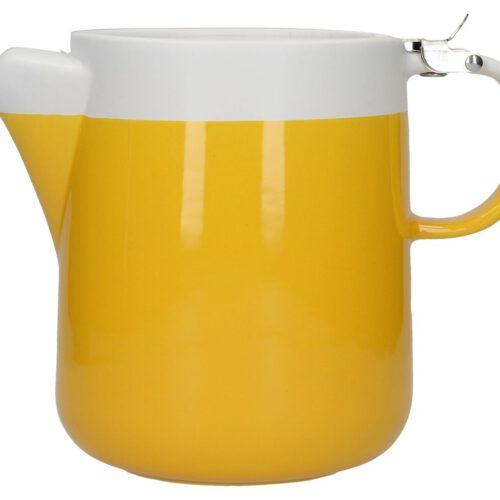 Dzbanek z zaparzaczem do herbaty i kawy