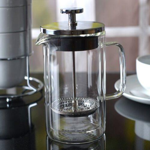 Zaparzacz do kawy/herbaty z podwójnymi