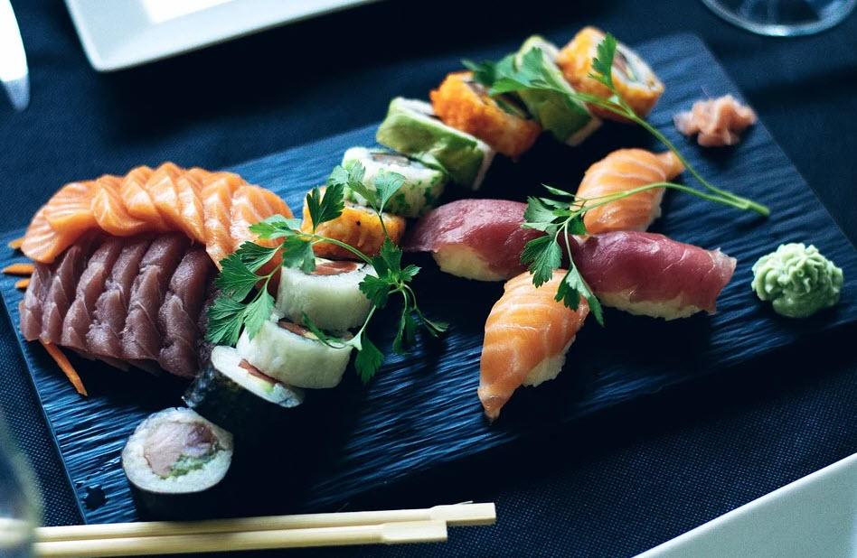 Akcesoria do sushi