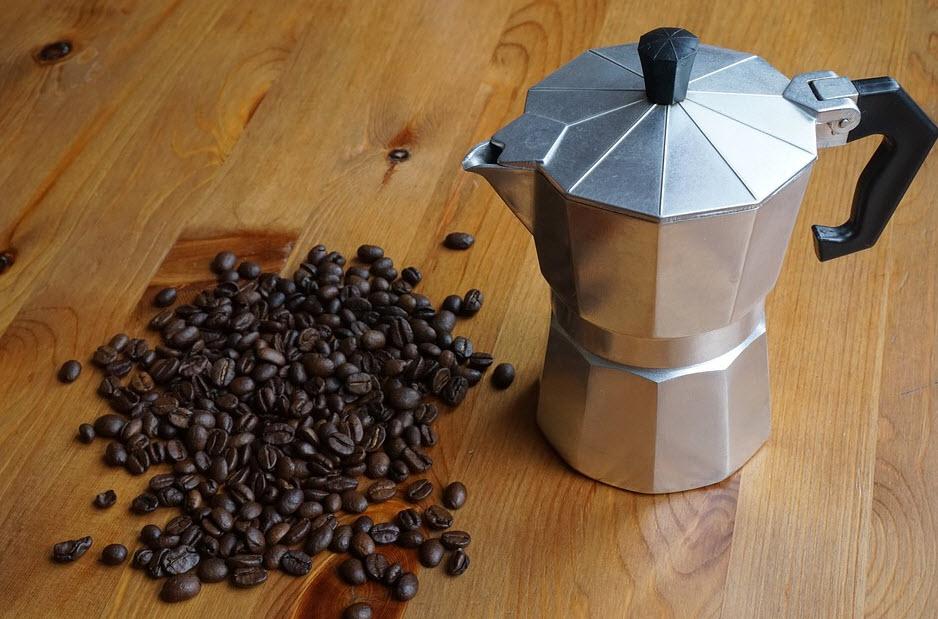 Kawiarki i kafetiery - jak wybrać