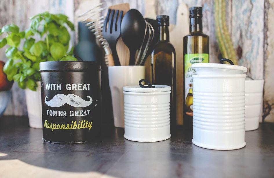 Przybory i narzędzia kuchenne