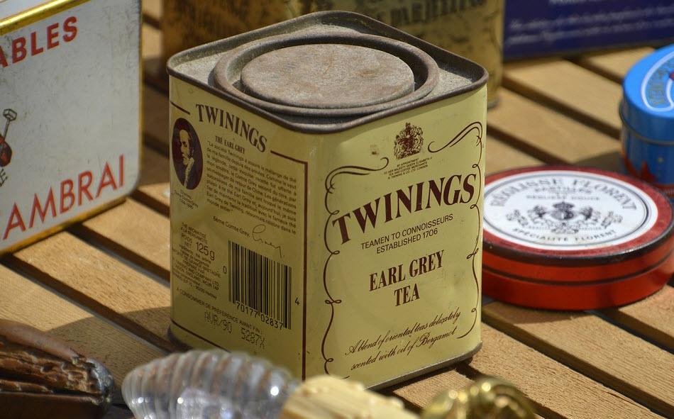 Pojemniki na herbatę
